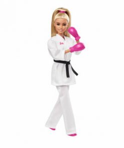 Papusa Barbie, Olimpiada Tokyo 2020 - Karate