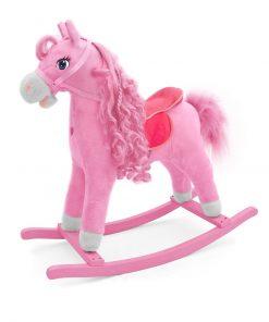 Calut Balansoar cu sunete si miscare Princess Pink