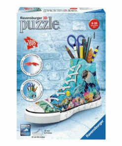 Puzzle 3D Ravensburger Sneakers, 108 piese