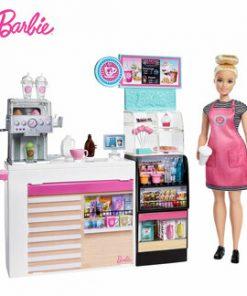 Set Barbie, cafeneaua