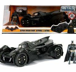 Masinuta de metal Batmobil - Arkham Knight