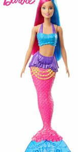 Papusa Barbie, Sirena cu coronita verde