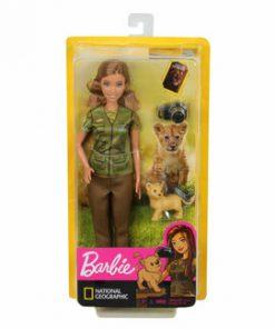 Papusa Barbie, National Geographic - Fotojurnalista