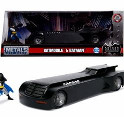 Batmobilul cu figurina, seria animata