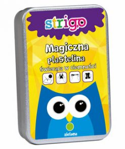 Plastilina magica, Glow in the dark