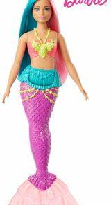 Papusa Barbie, Sirena cu coronita roz