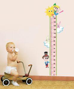 Stickere perete copii Magicieni - 57 x 192 cm