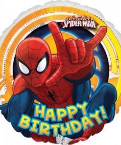 Balon Folie Spiderman 45 Cm
