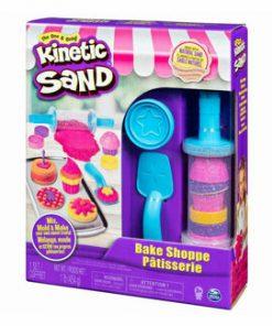 Kinetic Sand set brutarie