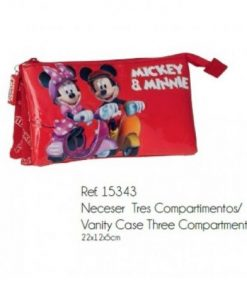 Borseta penar Mickey & Minnie 22 cm