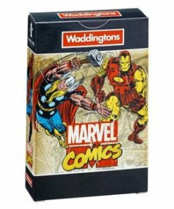 Carti de joc Waddingtons Marvel Retro