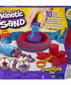 Kinetic Sand set Sandtastic
