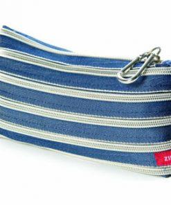 Penar cu fermoar, Zipit Jeans - jeans cu dinti argintii
