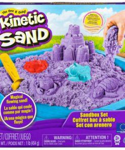 Kinetic Sand, Set complet mov