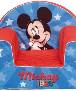 Fotoliu din burete Mickey Mouse
