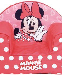 Fotoliu din burete Minnie Mouse
