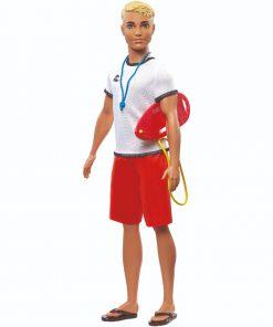 Papusa Barbie Career, Ken salvamar FXP04