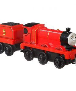 Locomotiva cu vagon Thomas and Friends, James FXX21