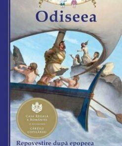 Odiseea. Repovestire dupa epopeea lui Homer - Editia a III-a/Tania Zamorsky