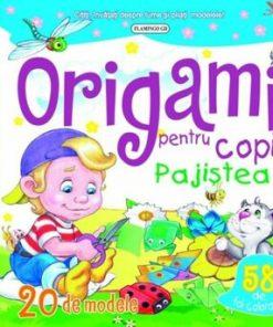 Origami pentru copii - Pajistea/***
