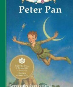 Peter Pan. Repovestire dupa romanul lui J.M.Barrie - Editia a II-a/Tania Zamorsky