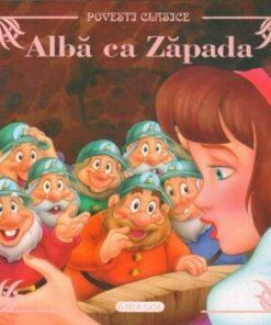 Povesti clasice - Alba ca zapada/***