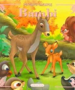 Povesti clasice - Bambi/***