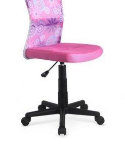 Scaune copii pentru birou roz Dingo