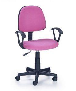 Scaun birou fete roz Darian Bis