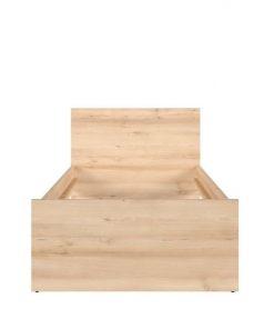 Pat pentru copii din lemn Namek 90