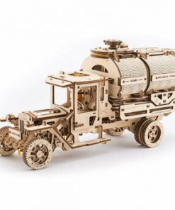 Puzzle 3D - Camion UGM-11 Cisterna, 594 piese