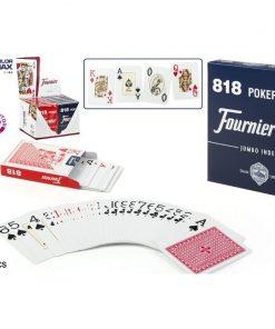Set carti de joc Poker