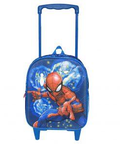 Ghiozdan tip troler Spiderman