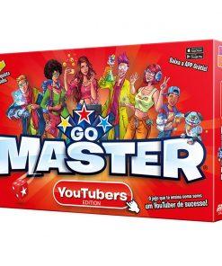 Joc de societate Go Master, Youtubers Edition
