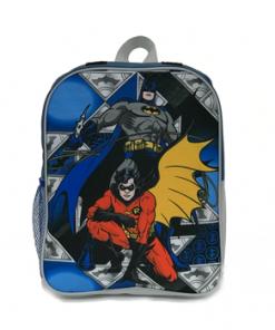 Ghiozdan mic cu pelerina Batman