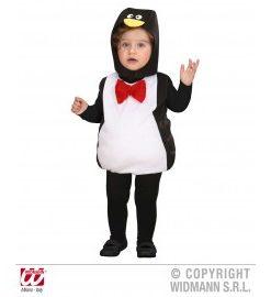 Costum pinguin 1-3 ani