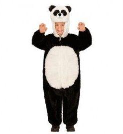 Costum panda plus 3-5 ani