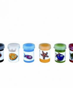 Tempera superlavabila Toy Color, 25 ml, 6 culori