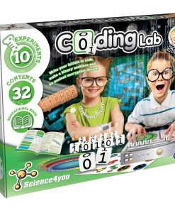 Joc educativ Science4you, Laboratorul de coduri