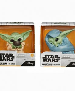 Star Wars Bounty Collection - Mandalorian The Child, Set 2 figurine Baby Yoda Soup-Blanket