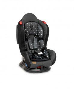 Scaun auto Jupiter 0-25 kg Black Crowns