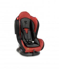 Scaun auto Jupiter 0-25 kg Red Black