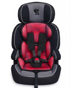 Scaun auto Navigator 9-36 Kg Black Red Cities