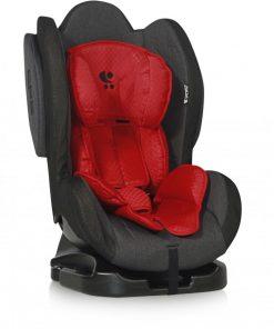 Scaun auto Sigma SPS 0-25 Kg Red Black