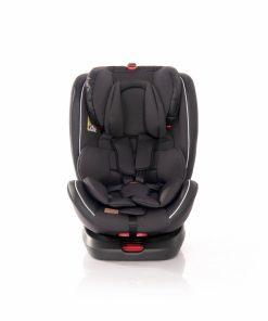 Scaun auto cu isofix Nebula rotativ 360 grade 0-36 kg black