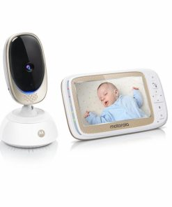 Video monitor digital + Wi-Fi Motorola Comfort85 Connect