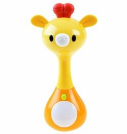 Zornaitoare Girafa, cu lumini si sunete