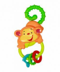 Jucarie zornaitoare bebelusi, Monkey