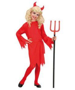 Costum diavolita copii halloween
