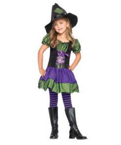 Costum fetita vrajitoare hocus pocus